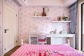 三居 80后 小资 北欧 儿童房图片来自无锡吉友洪设计工作室在清新优雅苑的分享
