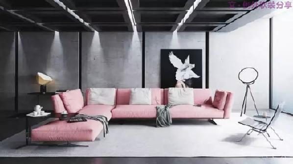 清冷高雅的灰色,虽让空间具有强烈的时尚感、品质感、却让空间少了层次感、节奏感。软装设计师以灰色作为空间的基调,结合布艺、装饰品、家具、灯光等便可达到冷暖色的平衡与共融,摆脱单调乏味。