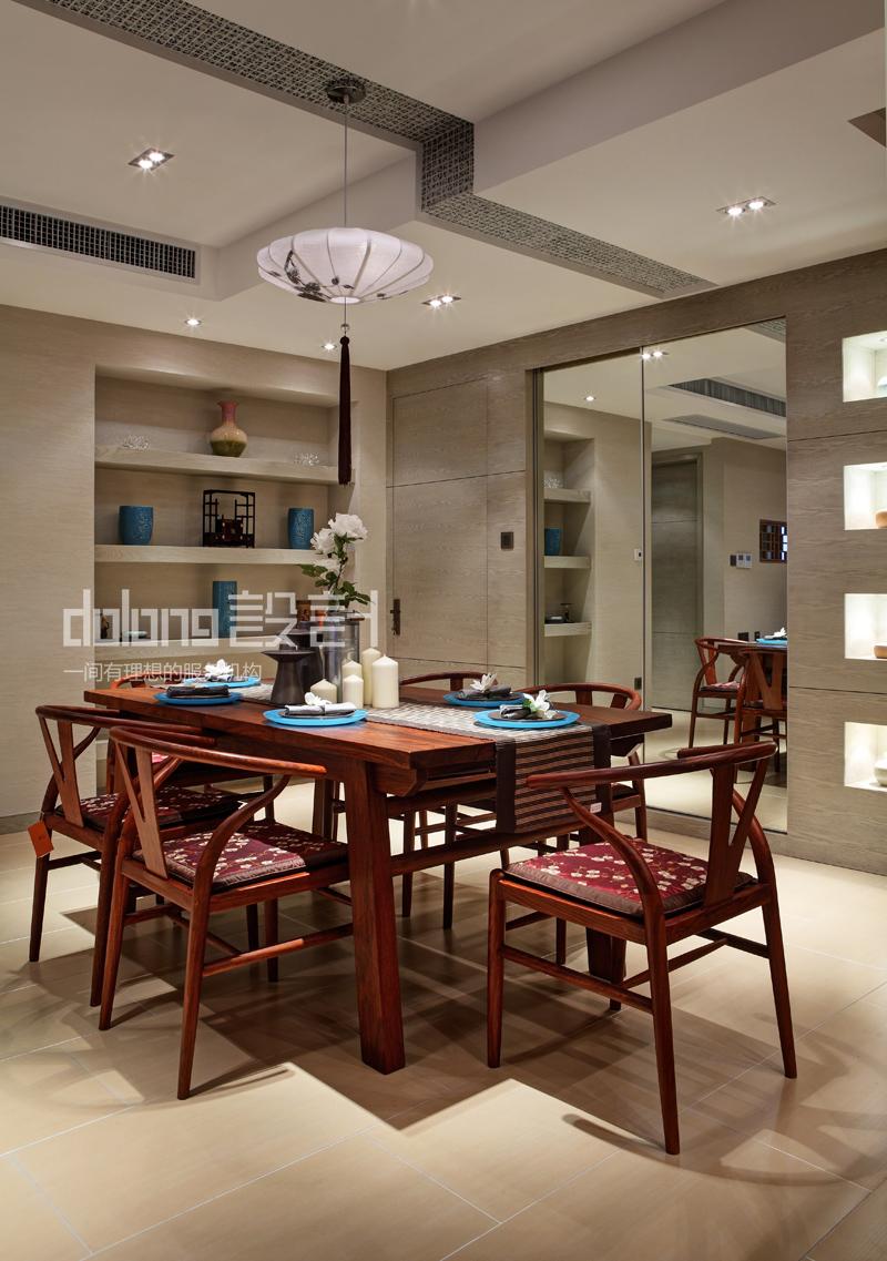 别墅 餐厅图片来自DoLong董龙设计在大道至简的分享