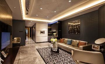 首开缇香郡150平现代风格设计