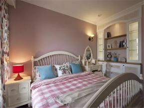 美式 三居 白领 小资 80后 儿童房图片来自高度国际姚吉智在130平米温馨舒适美式乡村的分享