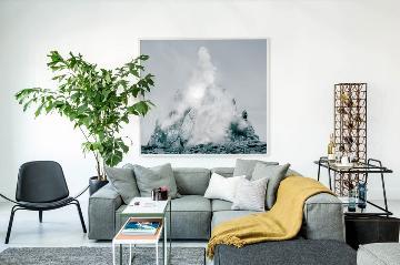 现代北欧公寓设计
