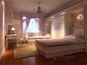 欧式 新古典 别墅 小资 高帅富 儿童房图片来自高度国际姚吉智在500平米新古典欧式寸寸精装修的分享