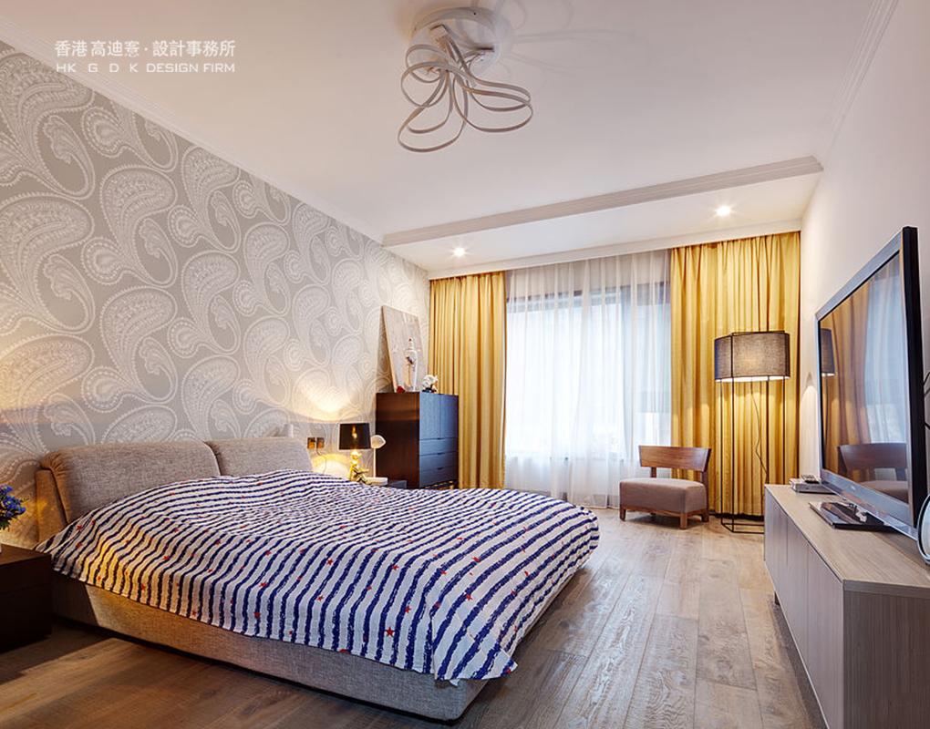 新中式 璞瑅公馆 三居 室内装修设 高迪愙图片来自香港高迪愙设计事务所在璞瑅公馆 新中式的浪漫情怀的分享