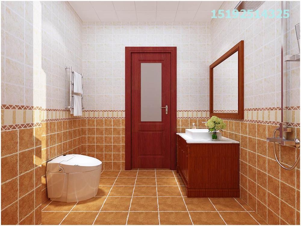 欧式 实创 金茂湾 三居 80后 卫生间图片来自快乐彩在青岛三居室金茂湾装修案例美式的分享