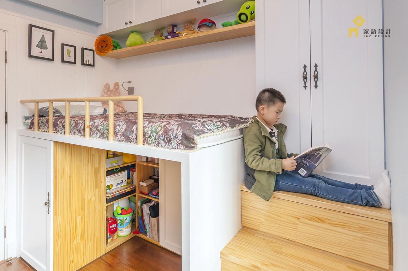 美式 休闲 儿童房图片来自jiayu在遇见·home时光的分享