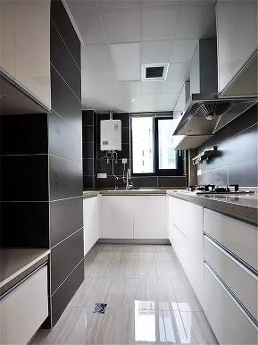 中式 新中式 三居 80后 小资 厨房图片来自高度国际姚吉智在120平米新中式三居经典之美的分享