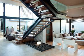 简约 欧式 田园 混搭 二居 三居 别墅 白领 旧房改造 楼梯图片来自元洲装饰木子在简约风格装修设计的分享