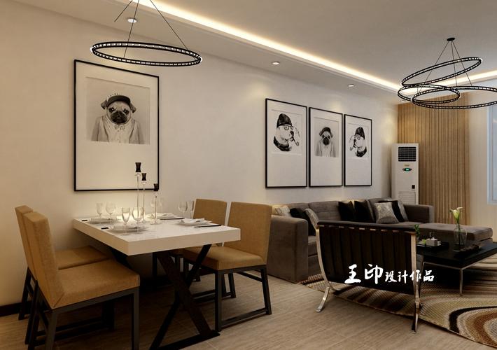 餐厅图片来自沈阳百家装饰-小冯在c 92平港式混搭的分享