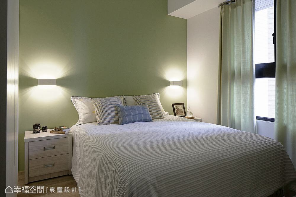 三居 现代 卧室图片来自幸福空间在日光盈朗的99平幸福温度的分享