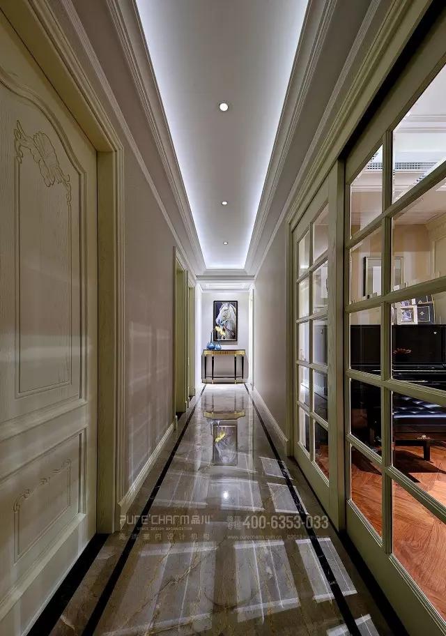 其他图片来自品川室内设计在【品川设计】经典现代风格三的分享
