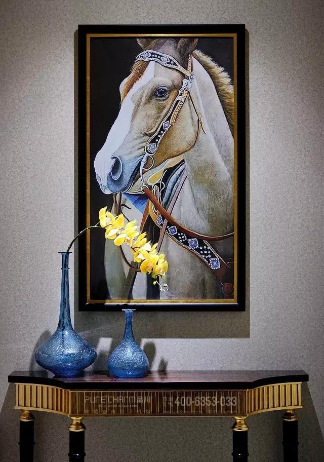 客厅图片来自品川室内设计在【品川设计】经典现代风格三的分享
