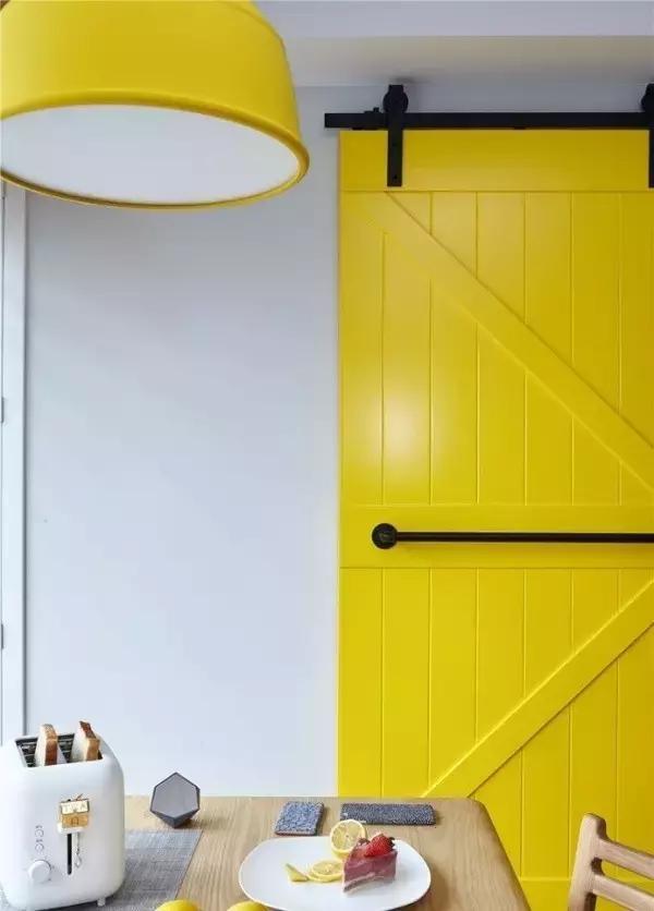 客厅图片来自家居装饰-赫拉在兰州实创装饰海德堡84北欧实景的分享