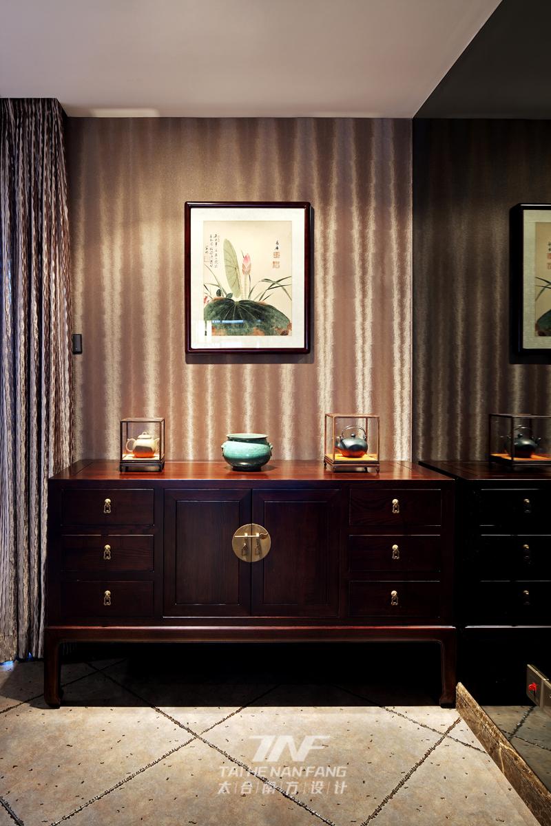 新中式风格 太合南方设 别墅毫宅 其他图片来自王五平设计在京基御景东方豪宅的分享