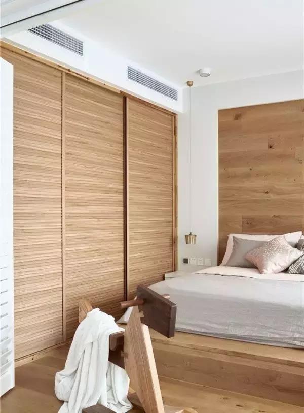 卧室图片来自家居装饰-赫拉在兰州实创装饰海德堡84北欧实景的分享