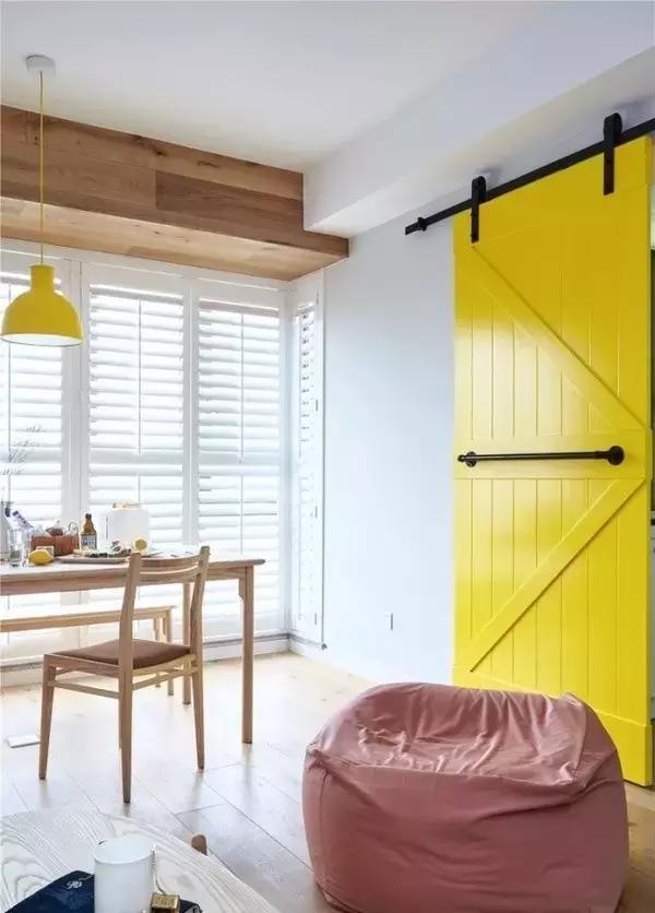餐厅图片来自家居装饰-赫拉在兰州实创装饰海德堡84北欧实景的分享
