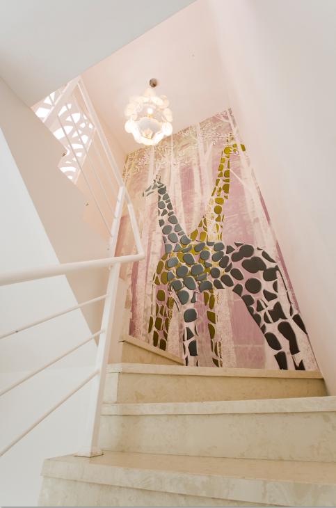 简约 欧式 田园 混搭 三居 别墅 收纳 旧房改造 80后 楼梯图片来自元洲装饰木子在简约风格装修案例的分享