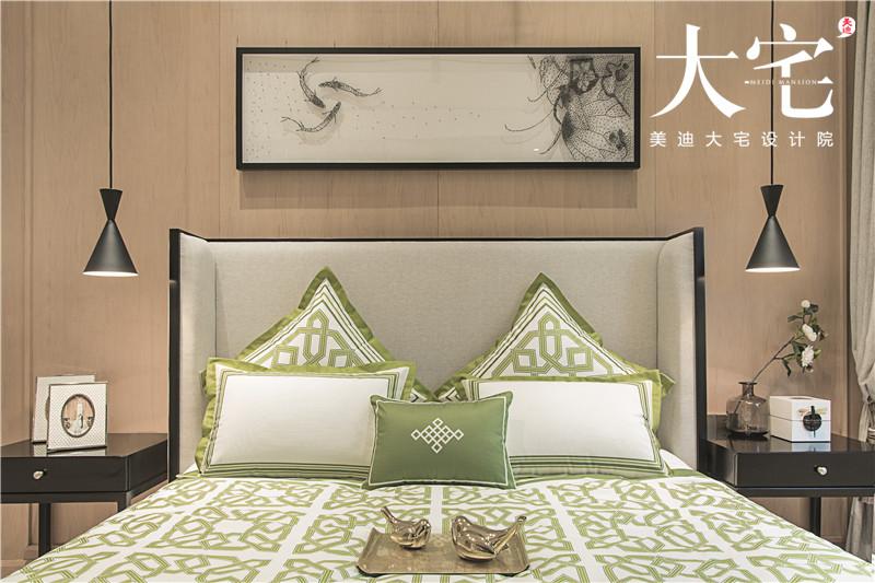 卧室图片来自赵益平在东方雅韵的分享