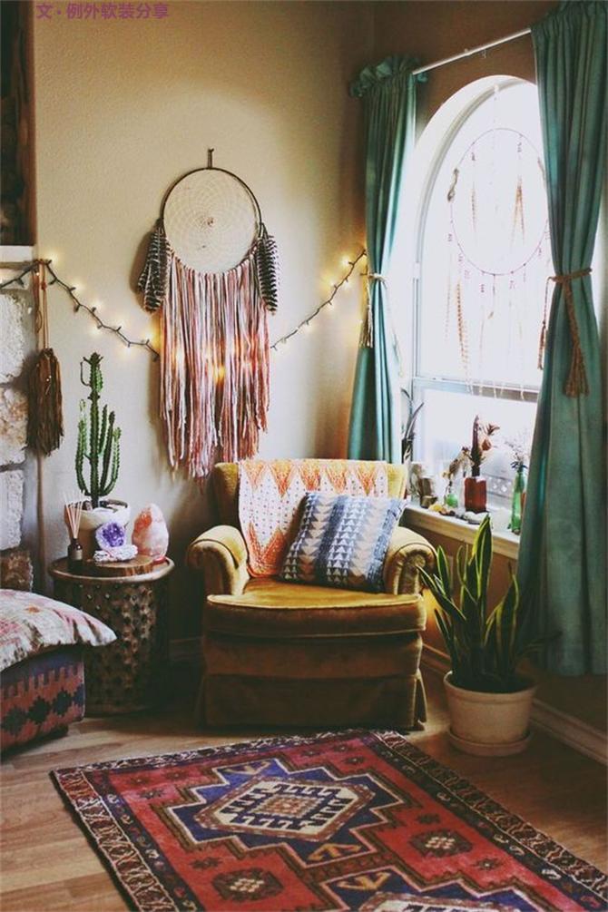 室内设计 软装设计 时尚生活 软装设计师 室内设计师 豪宅设计 客厅设计 卧室设计图片来自例外软装设计在从没见过这样的捕梦网!的分享