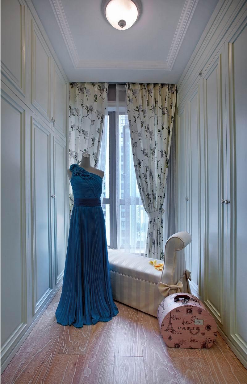 简约 欧式 田园 混搭 别墅 白领 收纳 旧房改造 古典风格 衣帽间图片来自元洲装饰木子在丰泽园欧式风格设计的分享