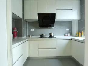 北欧 现代 三居 白领 小资 80后 厨房图片来自高度国际姚吉智在115平米现代北欧清爽时尚三居室的分享