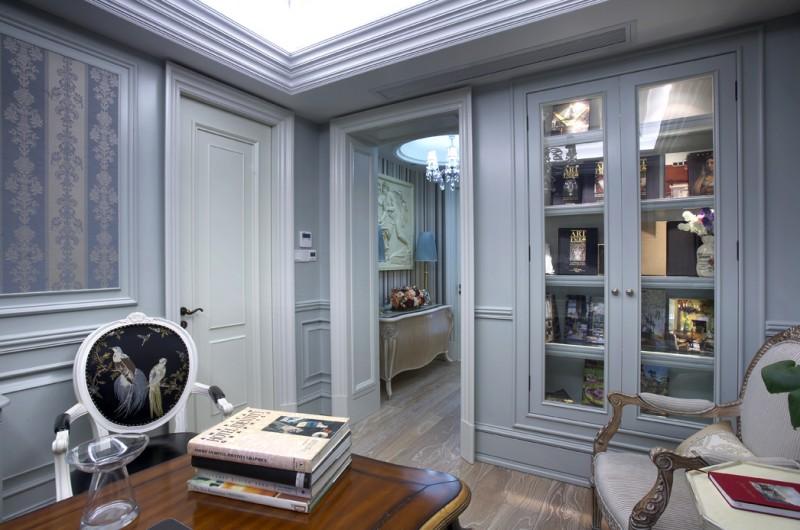简约 欧式 田园 混搭 别墅 白领 收纳 旧房改造 古典风格 户型图图片来自元洲装饰木子在丰泽园欧式风格设计的分享