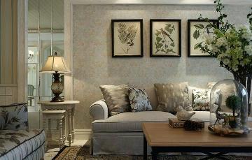 131平米美式风格时尚家居