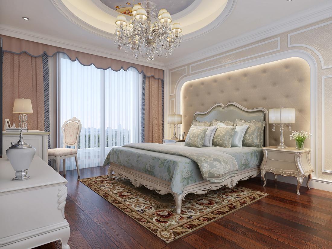 别墅 欧式 儿童房图片来自轻舟装饰-90后的华仔在翡丽庄园-380平米-欧式风格的分享