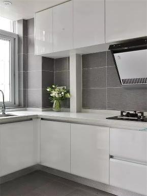 现代 三居 白领 收纳 小资 厨房图片来自高度国际姚吉智在130平米现代休闲时尚活力三居室的分享