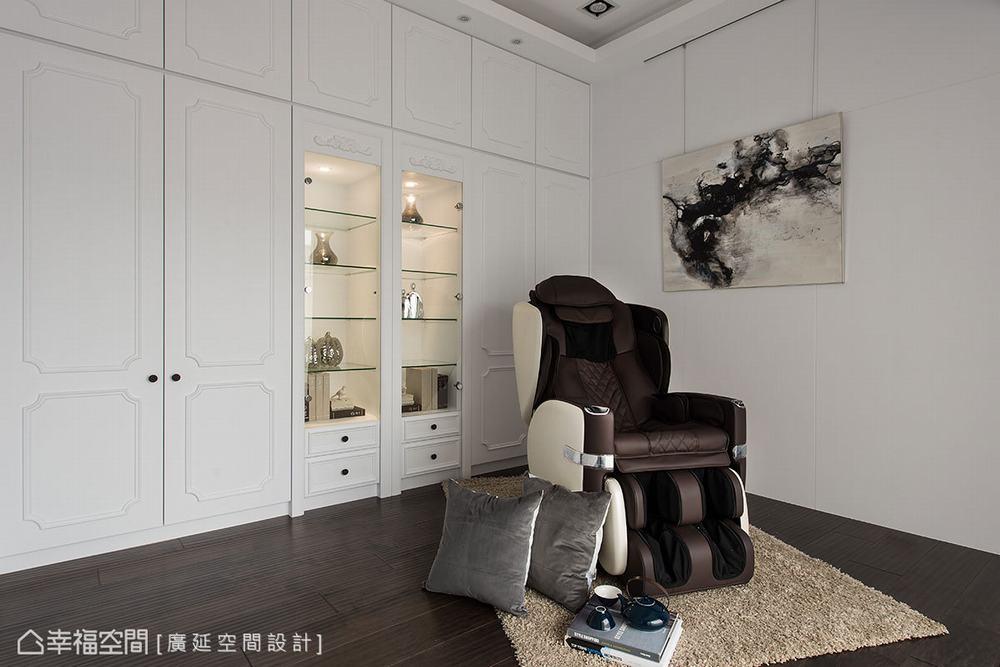 四居 新古典 别墅 书房图片来自幸福空间在二次换屋不蜗居 132平新古典宅的分享
