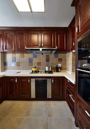 简约 混搭 三居 美式 收纳 80后 小资 厨房图片来自乐粉_20170523094252350在家里吹来的简约美式风的分享
