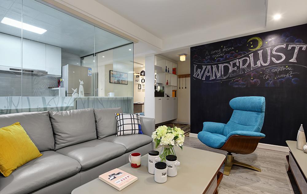 二居 客厅图片来自大墅尚品-由伟壮设计在超美淡色打造水漾般的舒适的分享