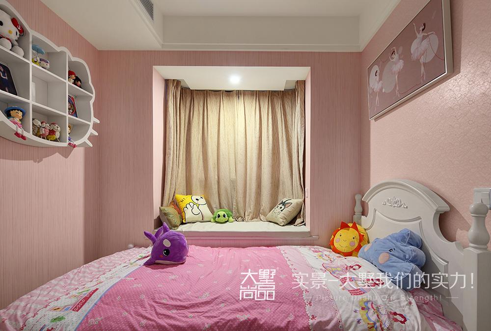 二居 儿童房图片来自大墅尚品-由伟壮设计在超美淡色打造水漾般的舒适的分享
