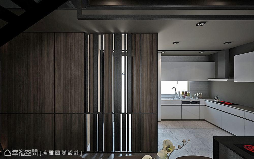 别墅 现代 四居 厨房图片来自幸福空间在穿越 苏园的分享