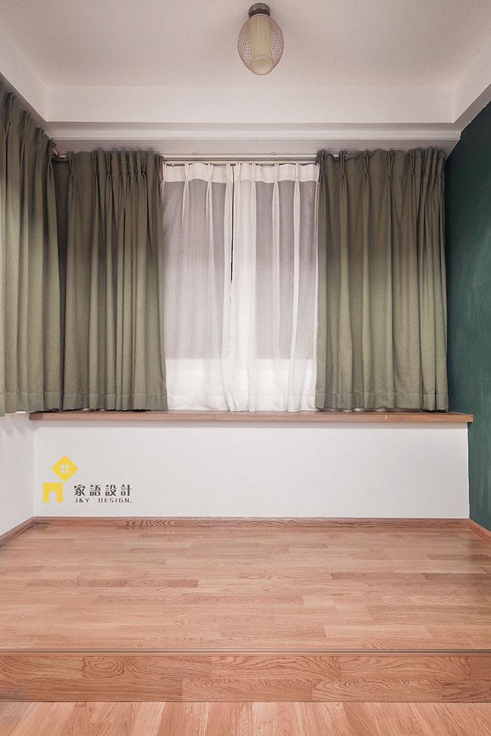 旧房改造 三居 日式 儿童房图片来自jiayu在良品·家的分享