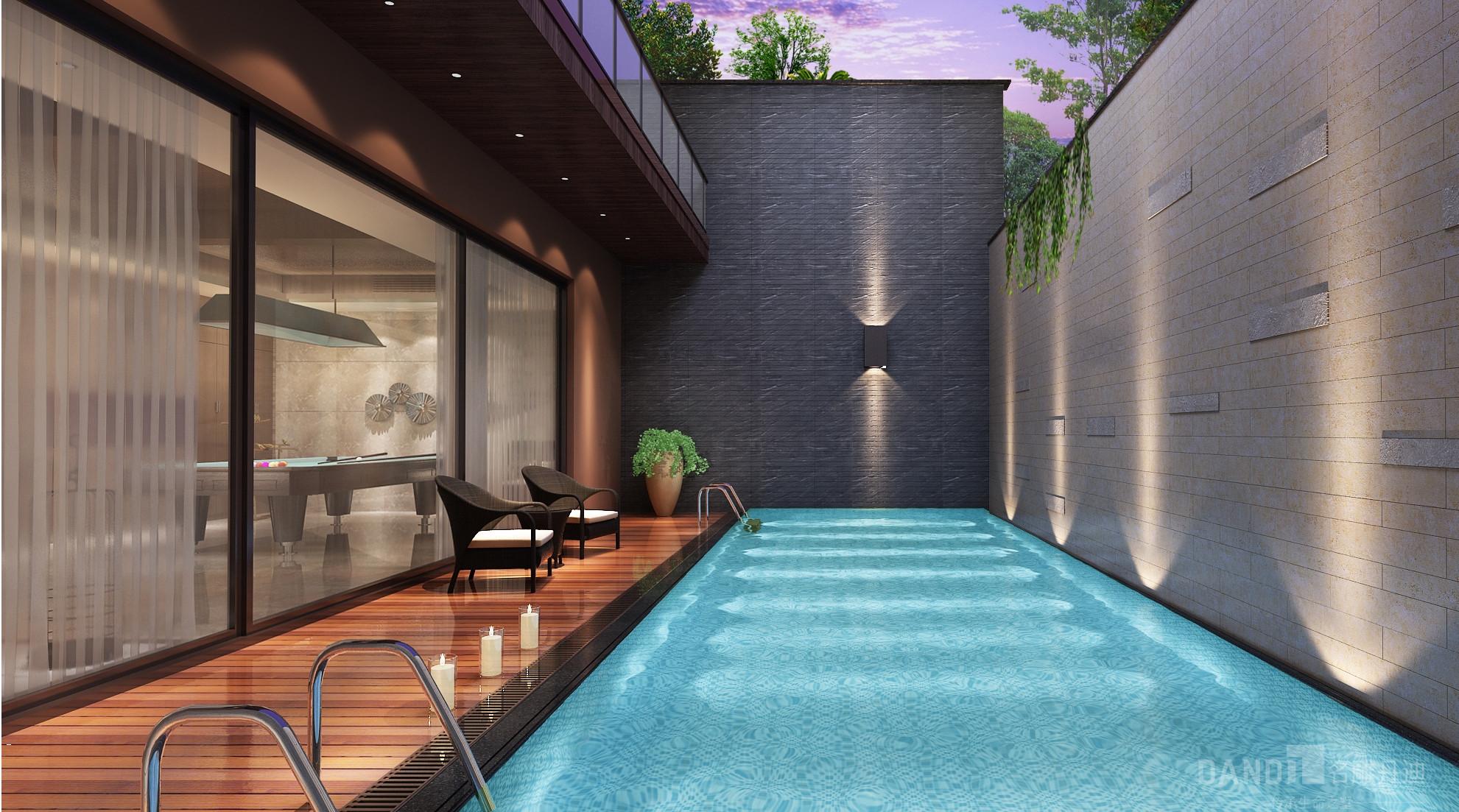 简约 混搭 别墅 新中式 其他图片来自名雕丹迪在万科璞悦山别墅新中式装修风格的分享