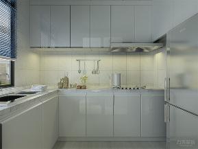 北欧 欧式 三居 收纳 小资 厨房图片来自阳光力天装饰在力天装饰-旭辉御府-120㎡-北欧的分享