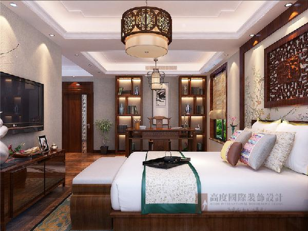客房在色彩方面秉承了传统古典风格的典雅和华贵,但与之不同的是加入了部分现代元素,呈现着时尚的特征。