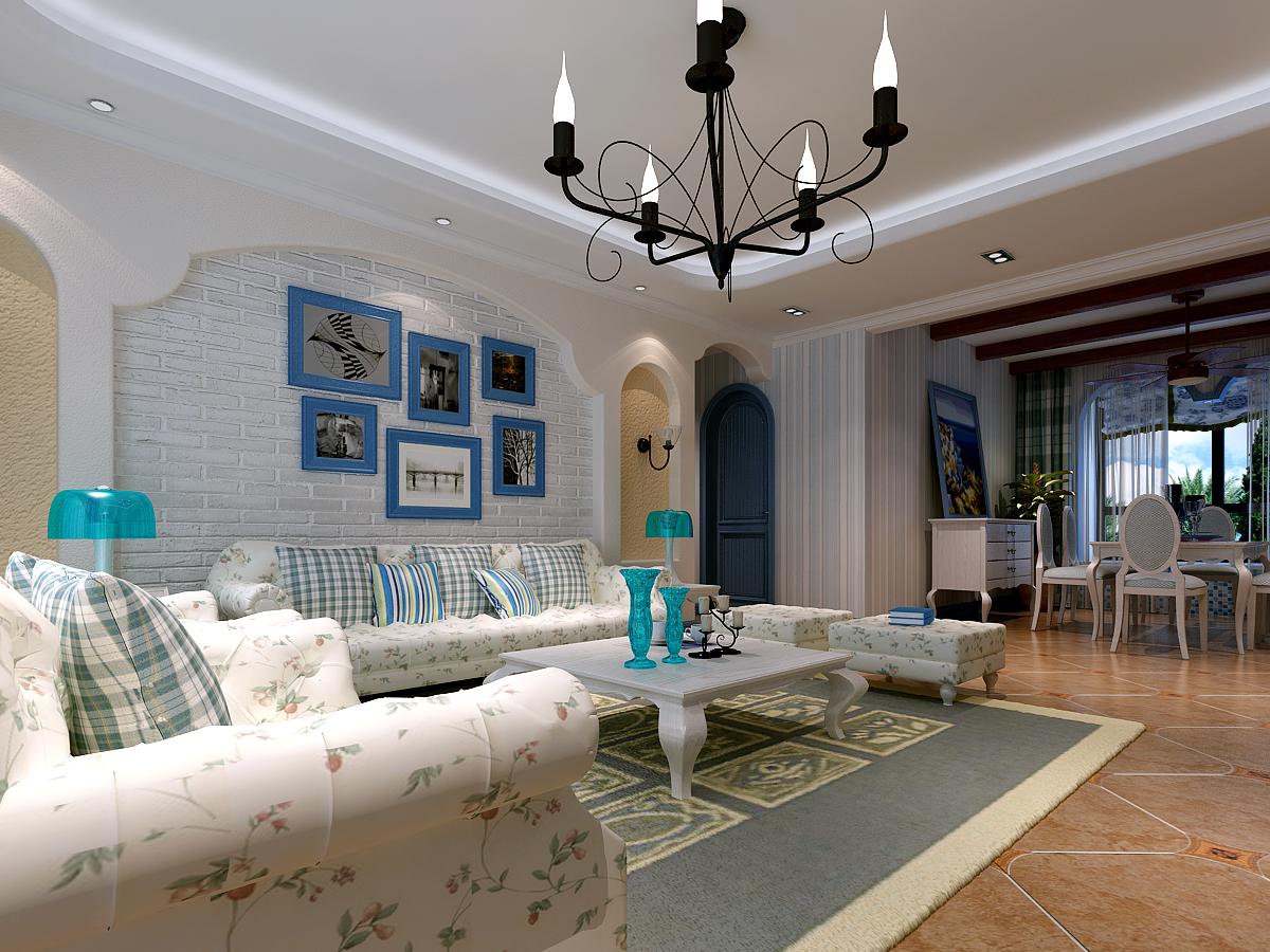 田园 白领图片来自西安峰光无限装饰在地中海田园风格的分享