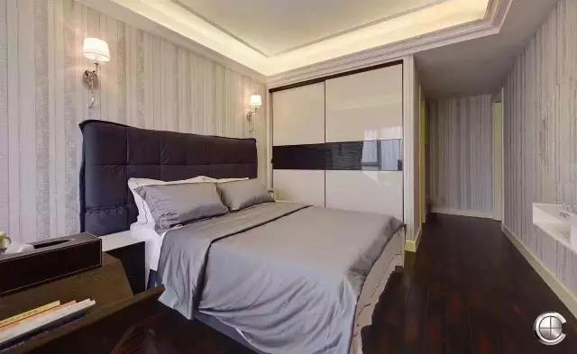 卧室图片来自南昌楷模家居生活馆在大作实景案例的分享