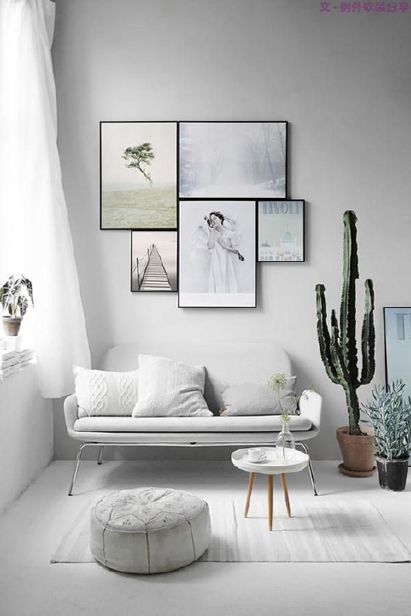 北欧设计更加注重简洁、实用   摒弃装饰性的设计手法   却又有别于冰冷的极简主义   是一种更加有温度的家居风格