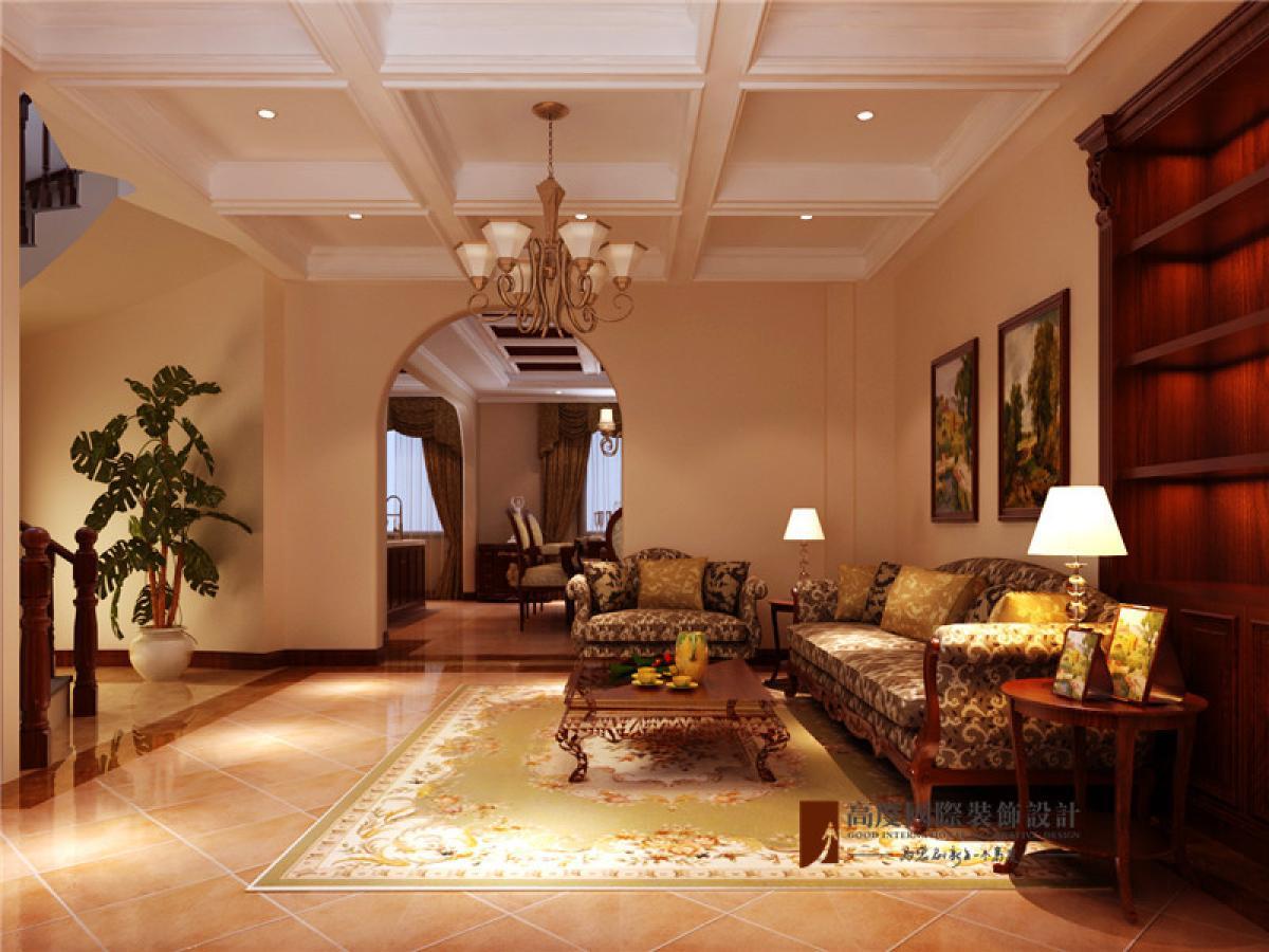 美式 别墅 托斯卡纳 高富帅 有钱任性 其他图片来自重庆高度国际装饰工程有限公司在誉天下的分享