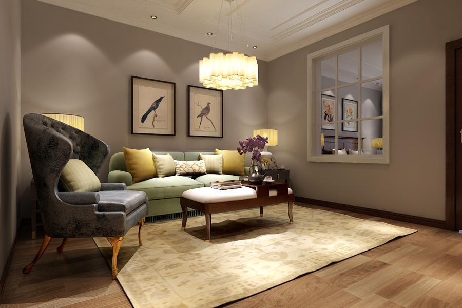 休闲区 其他图片来自天津生活家健康整体家装在东屿别墅-简美别墅设计效果案例的分享