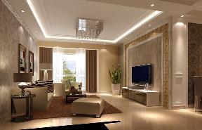 简约 收纳 80后 小资 高富帅 客厅图片来自重庆高度国际装饰工程有限公司在影人四季-现代简约的分享