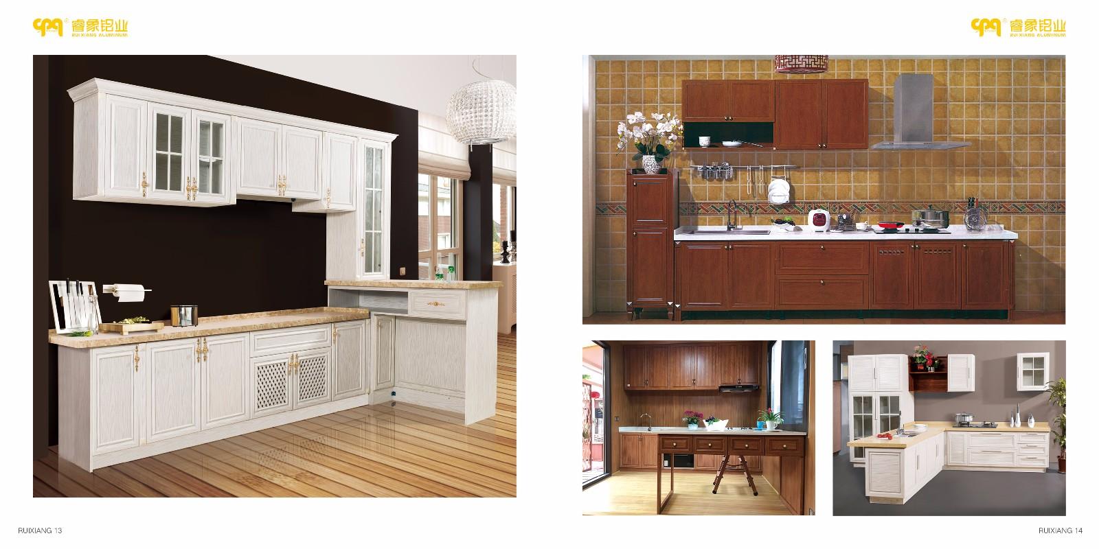 欧式 简约 别墅 厨房 小资 80后图片来自安徽全铝家居厂家在全铝家居的分享