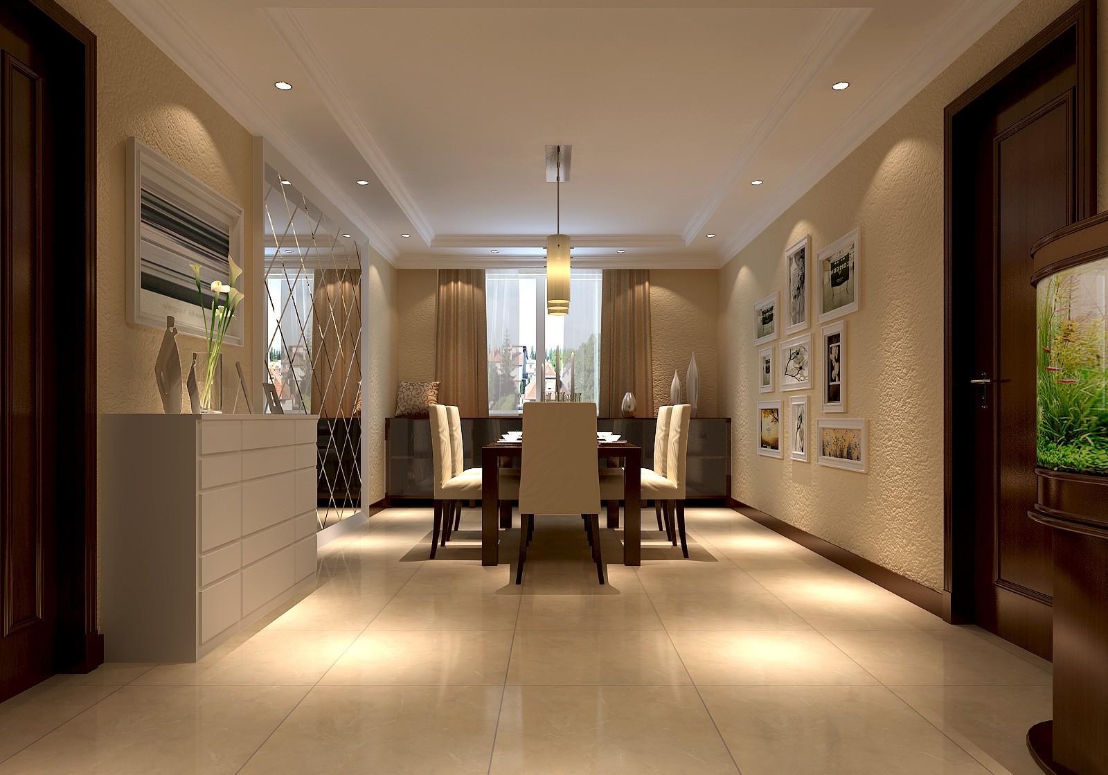 美式 三居 装修 高富帅 旧房改造 收纳 80后 小资 餐厅图片来自重庆高度国际装饰工程有限公司在百旺家园的分享