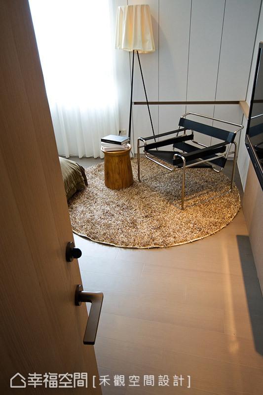 二居 北欧 简约 卧室图片来自幸福空间在纯净无瑕 172平零压感自然美宅的分享