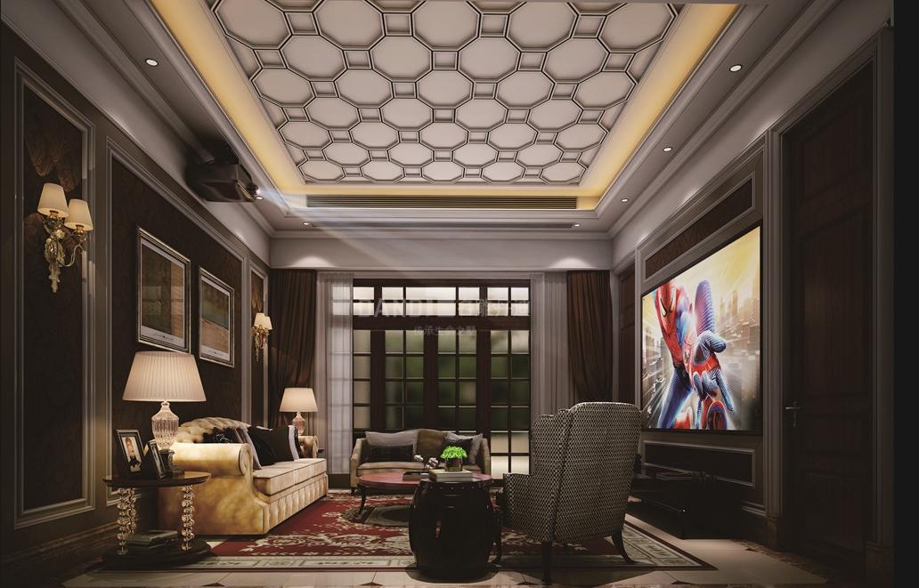 欧式 简约 别墅 其他图片来自名雕丹迪在仁山智水,简欧风格装修的分享