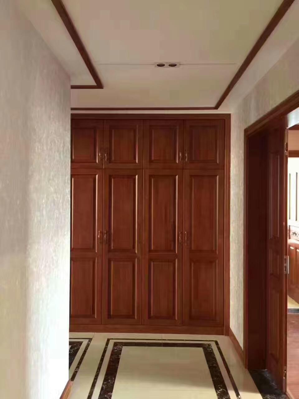 中式设计 中式装修 日升装饰 家具定制 其他图片来自装修设计芳芳在第四军医大木作的分享