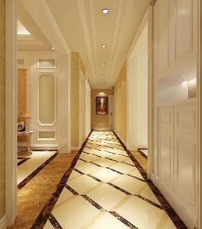 简约 欧式 现代 温馨 浪漫 奢华 高贵 精致 别墅 玄关图片来自重庆高度国际装饰工程有限公司在鲁能七号院-欧式风格的分享